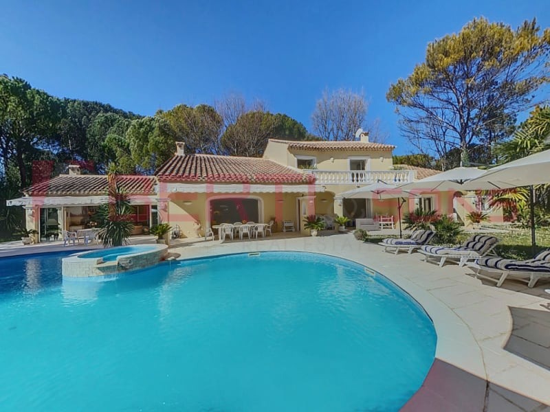 Sale house / villa Tourrettes 1990000€ - Picture 1