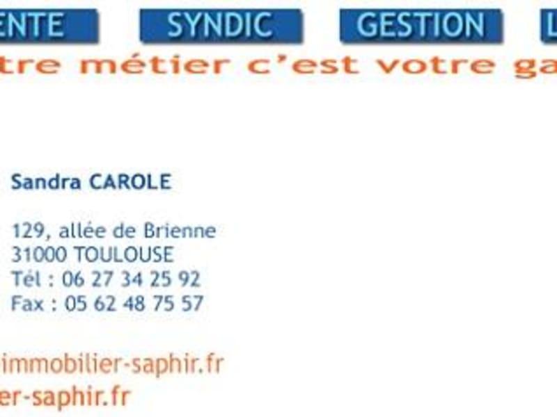 Sale apartment Toulouse 100700€ - Picture 8