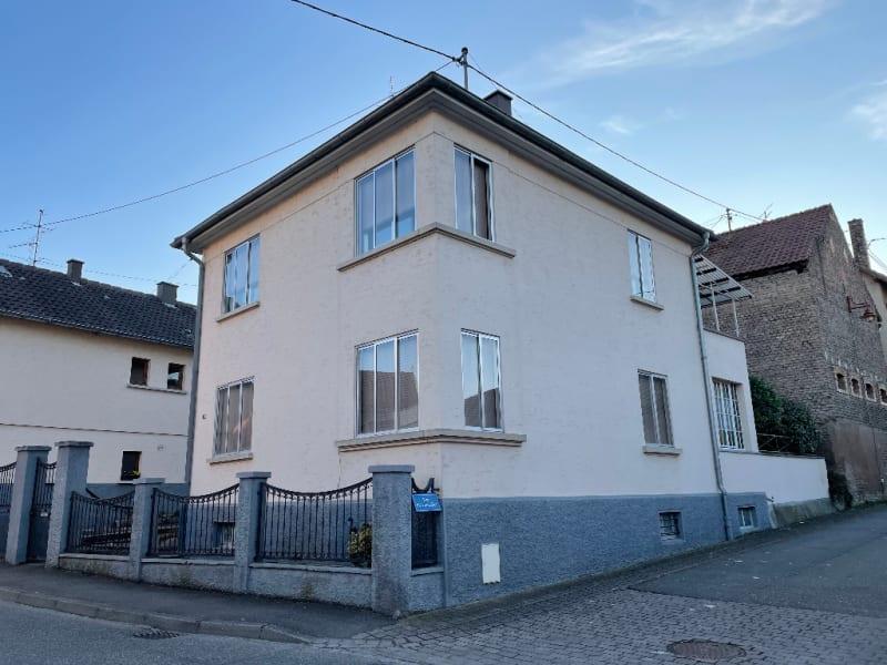 Sale house / villa Dingsheim 262500€ - Picture 1