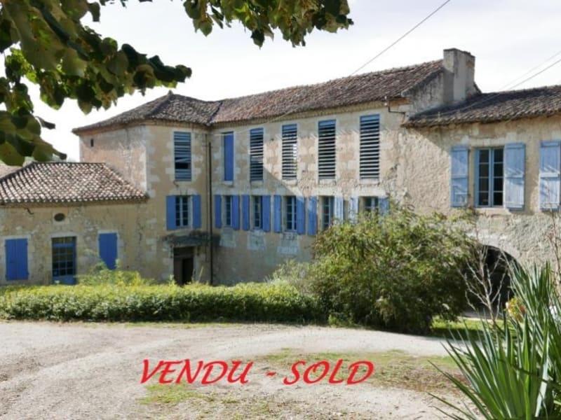 Sale house / villa Lectoure 185000€ - Picture 1