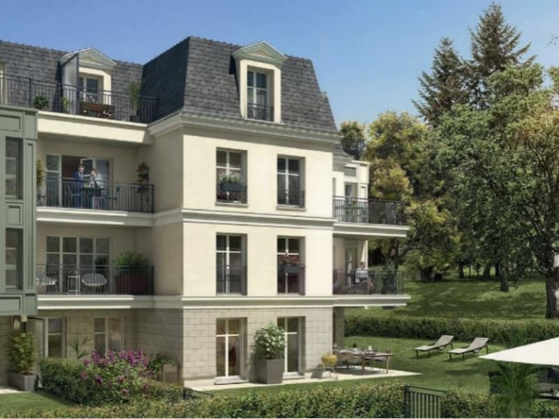 Sale apartment Ville d avray 359 000€ - Picture 1