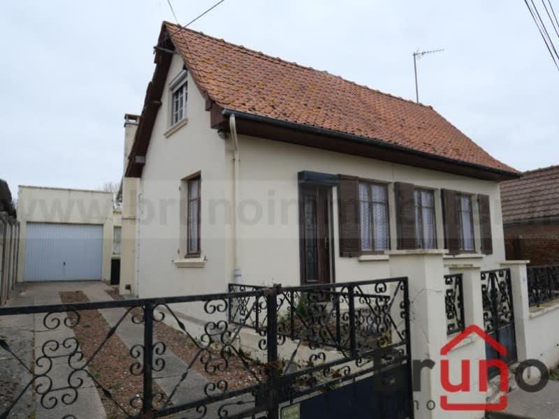 Sale house / villa Noyelles sur mer 170000€ - Picture 1