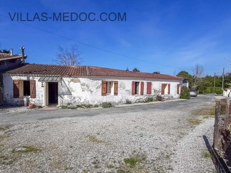 Vente maison / villa Jau dignac et loirac 89500€ - Photo 1