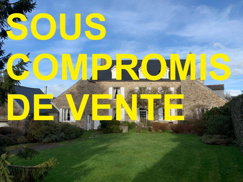 Sale house / villa Ploneour lanvern 430500€ - Picture 1