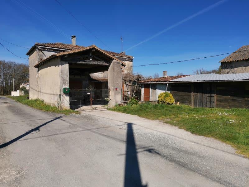Sale house / villa Louzac st andre 86000€ - Picture 3