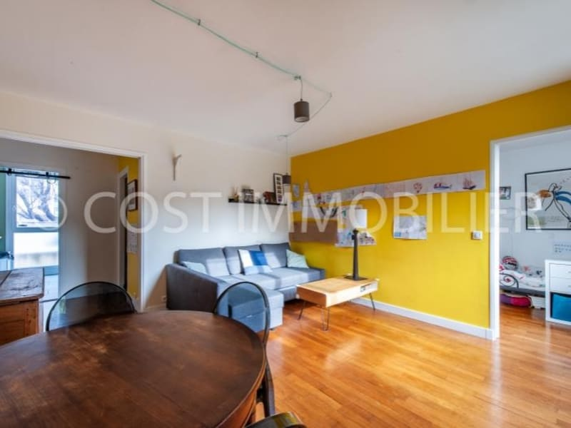 Vente appartement Asnieres sur seine 420000€ - Photo 8
