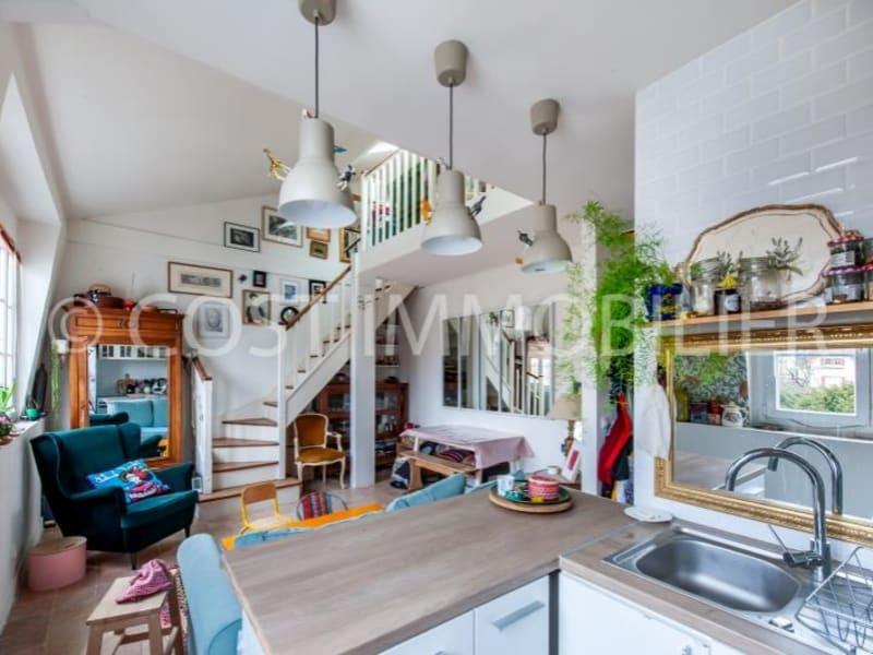 Vente appartement Courbevoie 415000€ - Photo 1