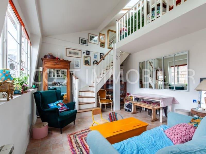 Vente appartement Courbevoie 415000€ - Photo 3