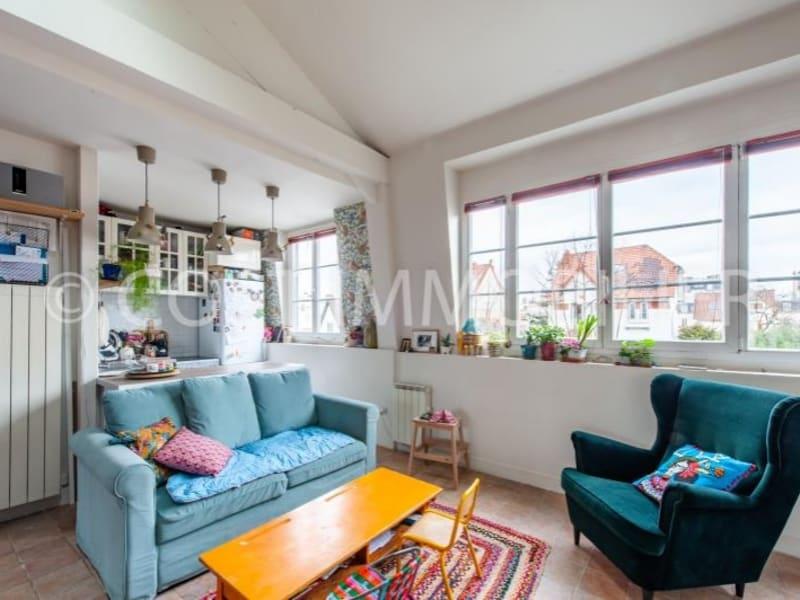 Vente appartement Courbevoie 415000€ - Photo 4