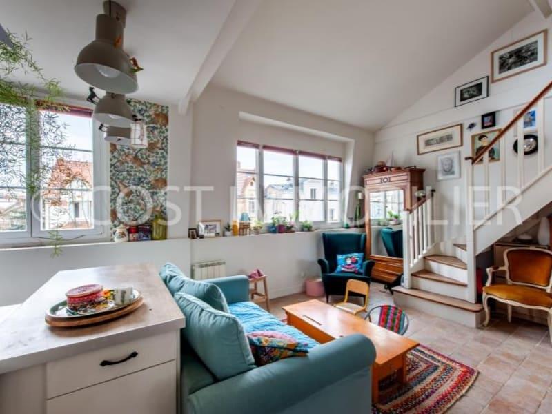 Vente appartement Courbevoie 415000€ - Photo 12