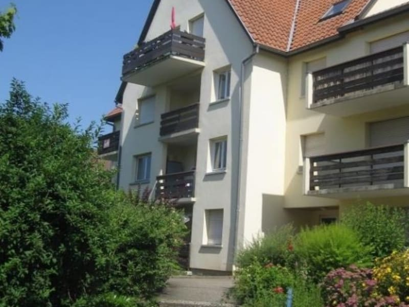 Location appartement Illkirch 360€ CC - Photo 1
