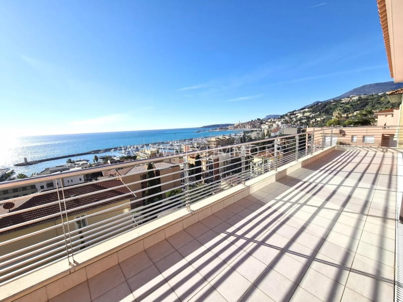 Deluxe sale apartment Menton 1 470 000€ - Picture 2