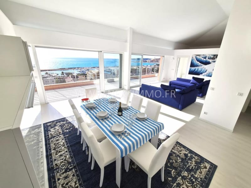 Deluxe sale apartment Menton 1 470 000€ - Picture 1