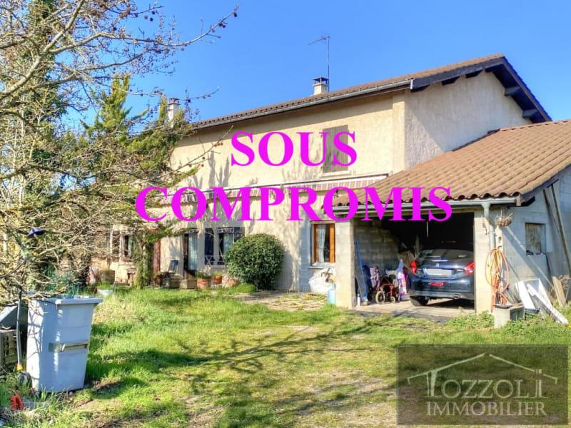 Sale house / villa Saint quentin fallavier 320000€ - Picture 1