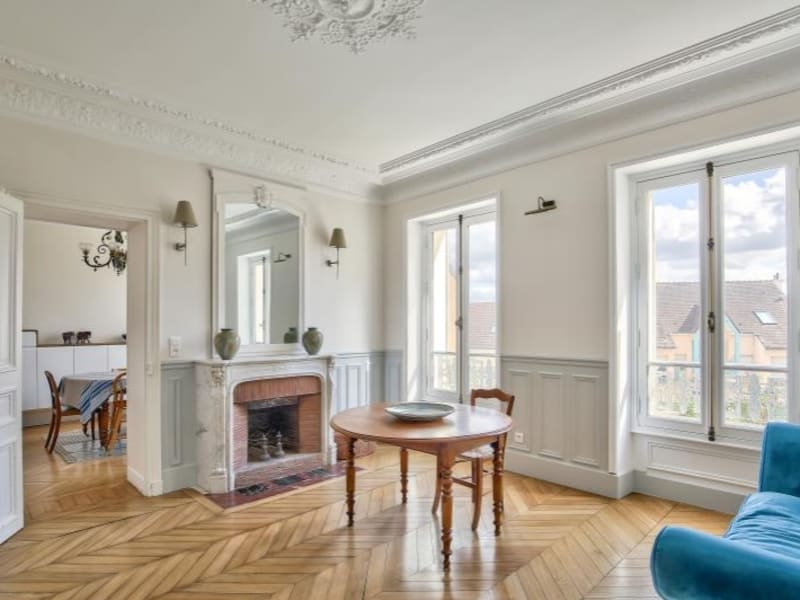 Rental apartment St germain en laye 4770,24€ CC - Picture 1