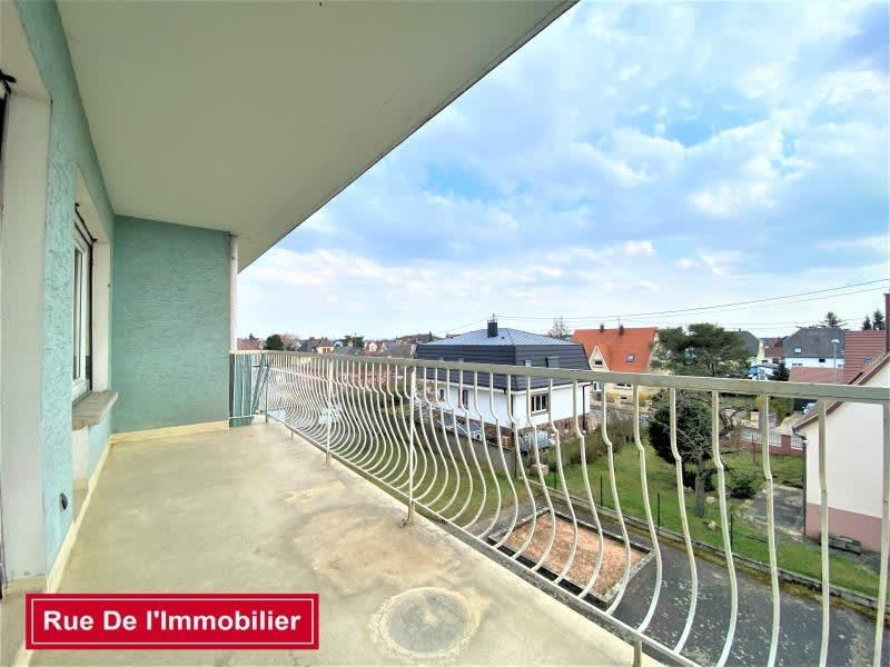 Sale apartment Haguenau 139100€ - Picture 1