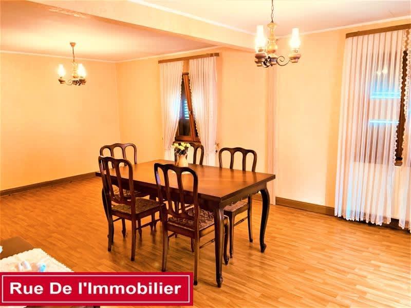 Vente maison / villa Climbach 117499€ - Photo 2