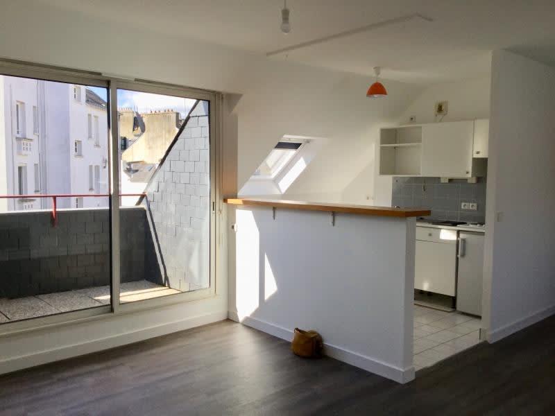 Rental apartment Vannes 595€ CC - Picture 1
