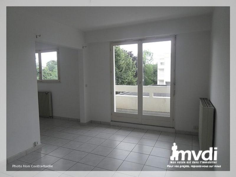 Rental apartment Ancenis 400€ CC - Picture 1