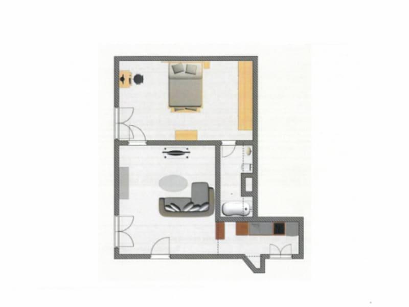 Vente appartement Paris 9ème 385000€ - Photo 9