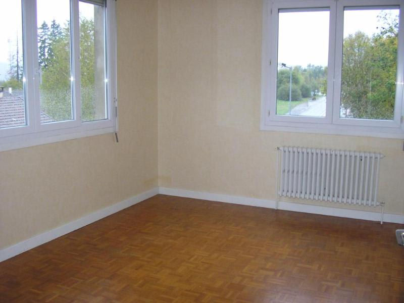 Rental apartment Maillat 587€ CC - Picture 1