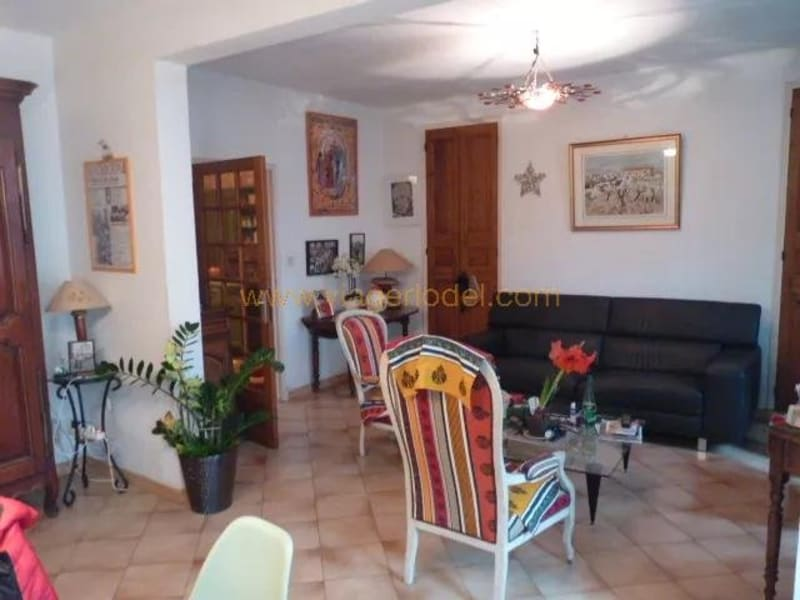 Life annuity house / villa Boulbon 299500€ - Picture 1