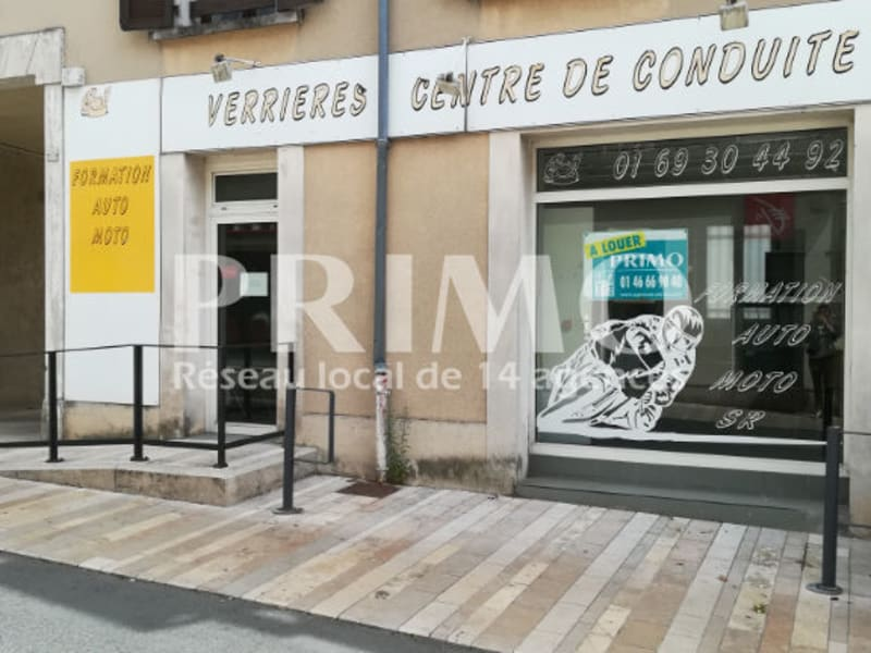 Location local commercial Verrieres le buisson 1080€ CC - Photo 1