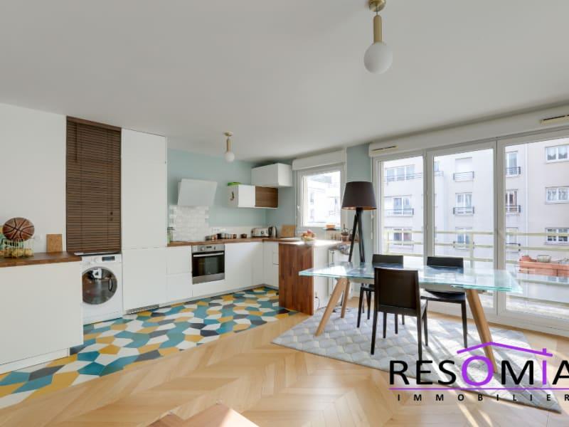 Sale apartment Chatillon 520000€ - Picture 3