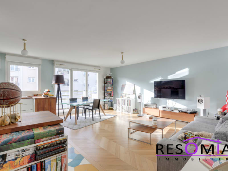Sale apartment Chatillon 520000€ - Picture 5