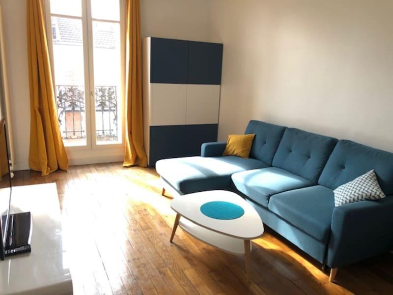 Rental apartment Clamart 1190€ CC - Picture 1