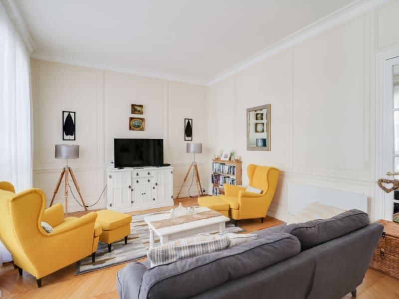 Rental apartment Paris 16ème 4350€ CC - Picture 1