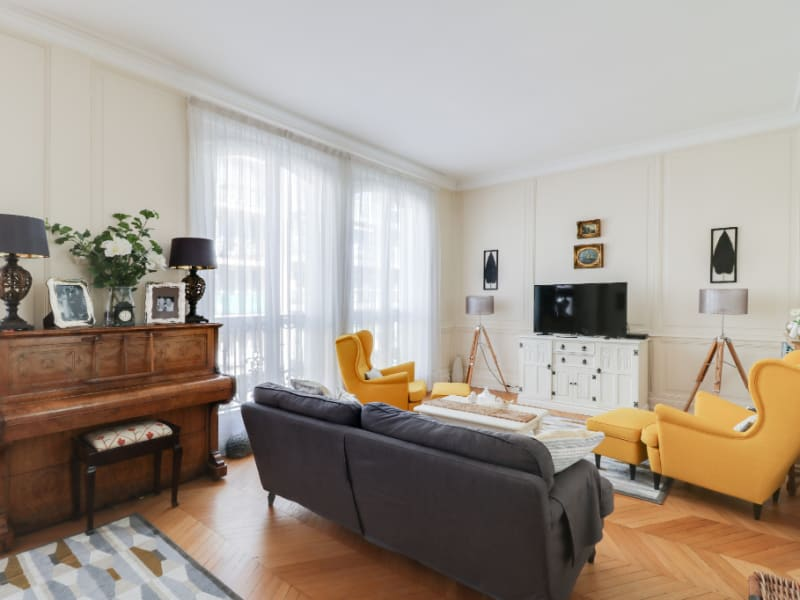 Rental apartment Paris 16ème 4350€ CC - Picture 4