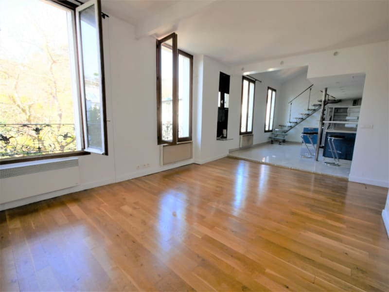 Rental apartment Suresnes 1 375€ CC - Picture 2