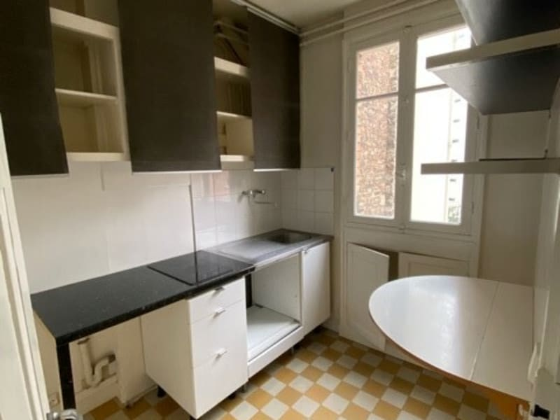 Rental apartment Paris 16ème 927€ CC - Picture 8