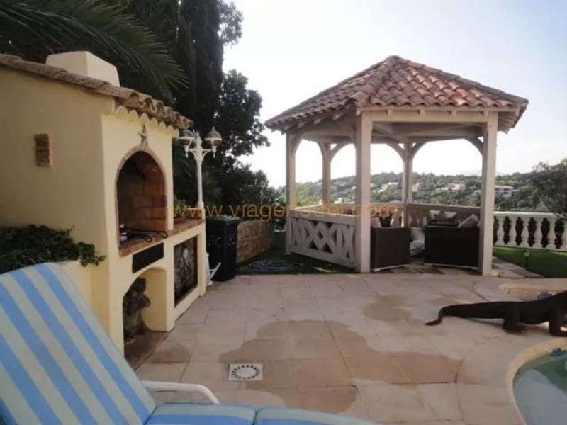 Life annuity house / villa Les issambres 460 000€ - Picture 19