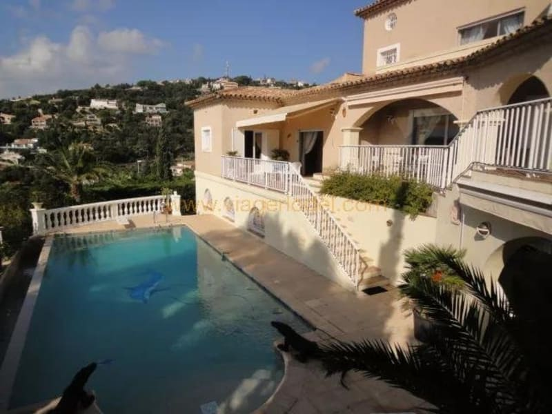 Life annuity house / villa Les issambres 460 000€ - Picture 2