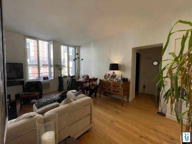 Rental apartment Rouen 807€ CC - Picture 4