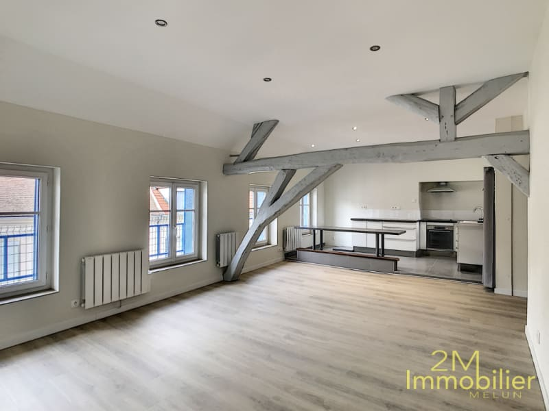 Location appartement Melun 750€ CC - Photo 1