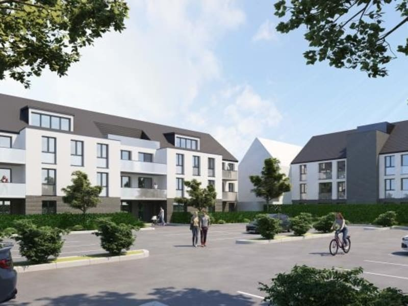 Sale apartment Soissons 96 253€ - Picture 1