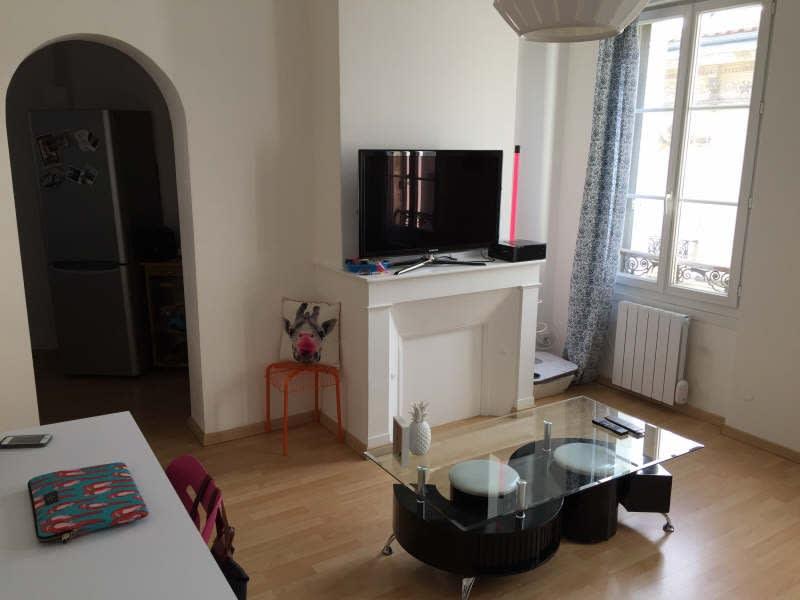 Location appartement Bordeaux 655,35€ CC - Photo 1