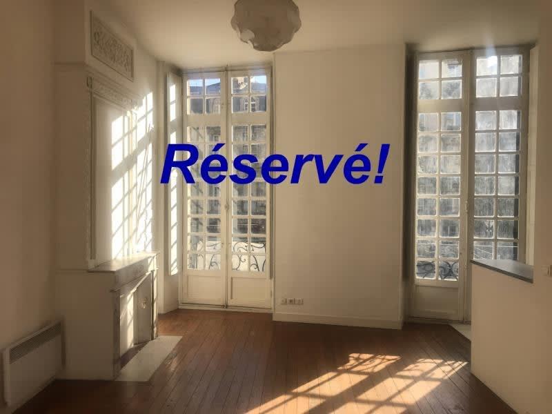 Vente appartement Bordeaux 233200€ - Photo 1