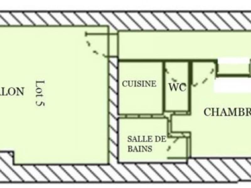 Vente appartement Bordeaux 315000€ - Photo 4