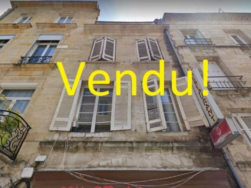 Vente immeuble Bordeaux 1 195 000€ - Photo 1
