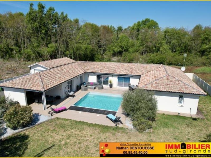 Vente maison / villa Arbanats 764000€ - Photo 1