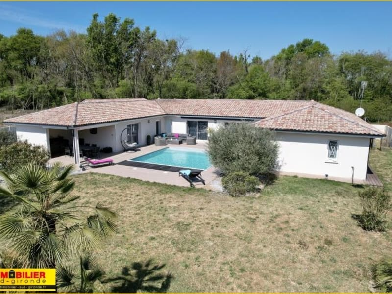 Vente maison / villa Arbanats 764000€ - Photo 2