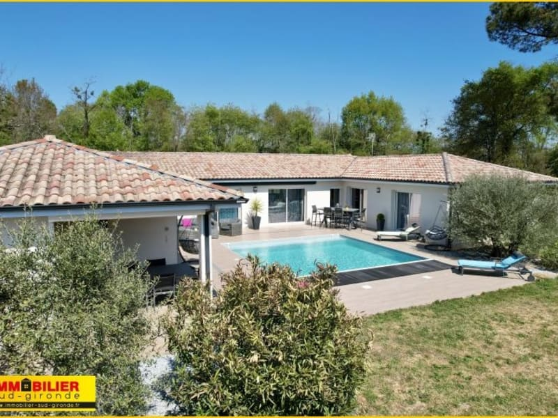 Vente maison / villa Arbanats 764000€ - Photo 3