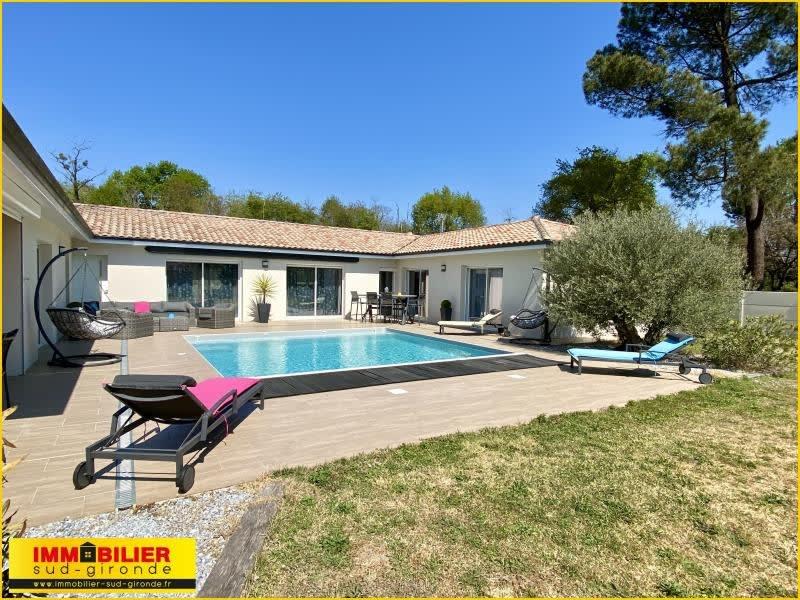 Vente maison / villa Arbanats 764000€ - Photo 6