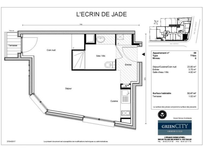 Location appartement Aulnay sous bois 615€ CC - Photo 2