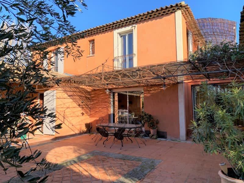 Sale house / villa St cannat 839000€ - Picture 1