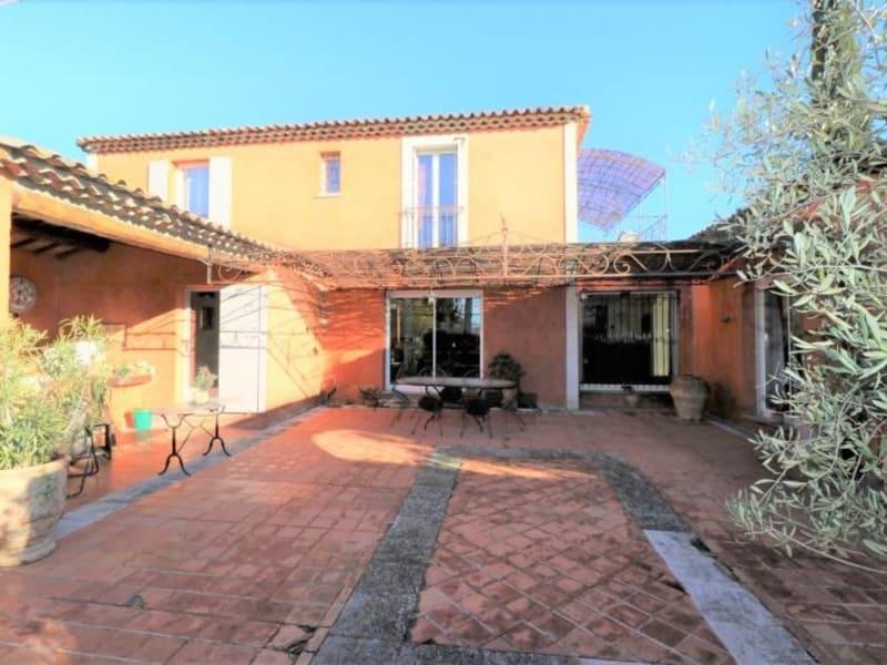 Sale house / villa St cannat 839000€ - Picture 6